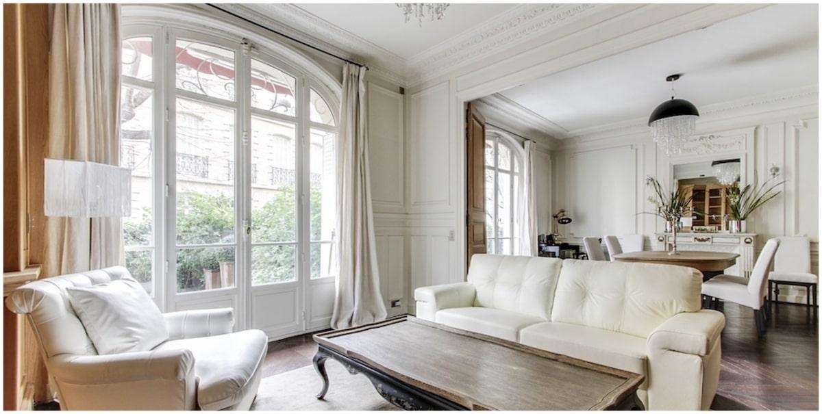 travaux de rénovation intérieure Paris